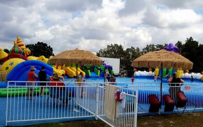 Splash Lagoons Fun & Water Park Set-up 2