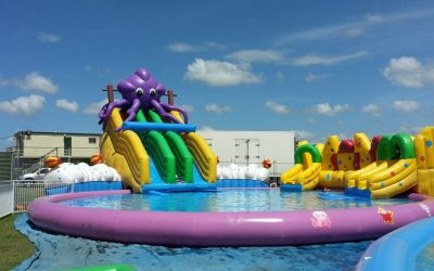 Splash Lagoons Fun & Water Park Set-up 5